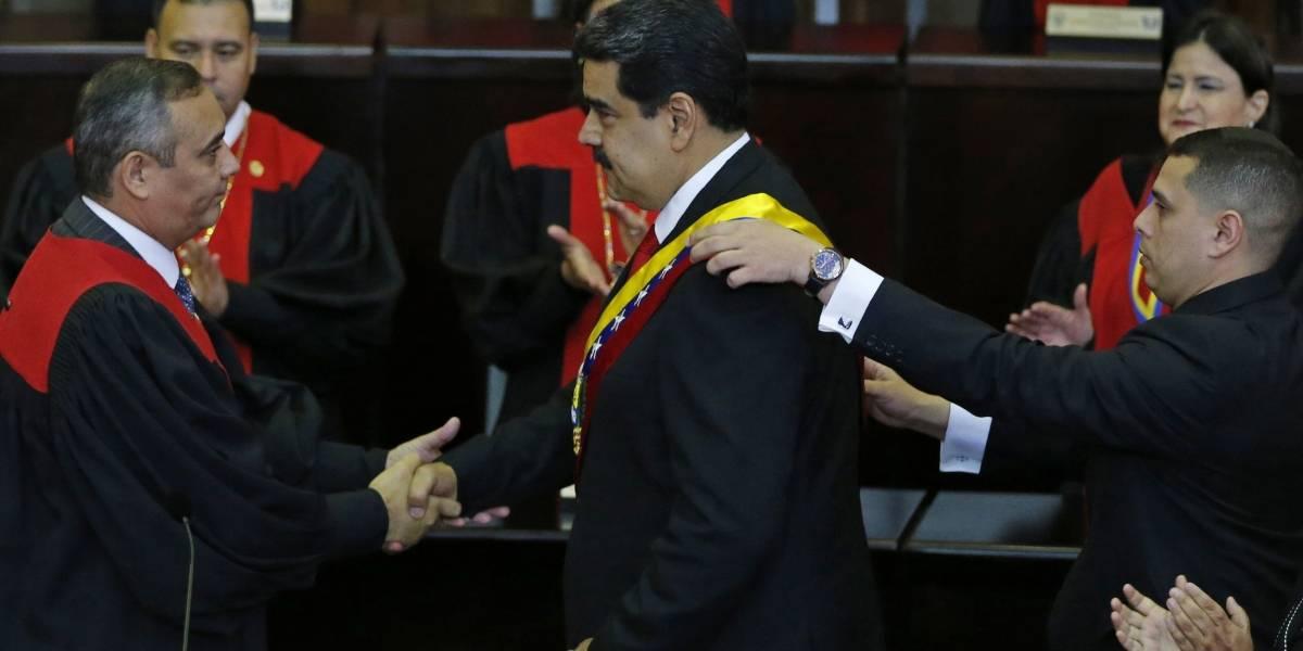 Venezuela: Congreso define plan para enfrentar a Maduro