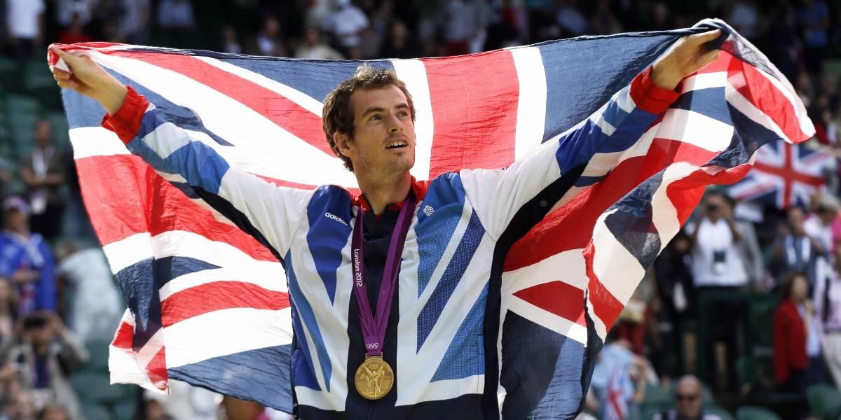 Andy Murray, el 'frío y malhumorado' tenista que enamoró al mundo