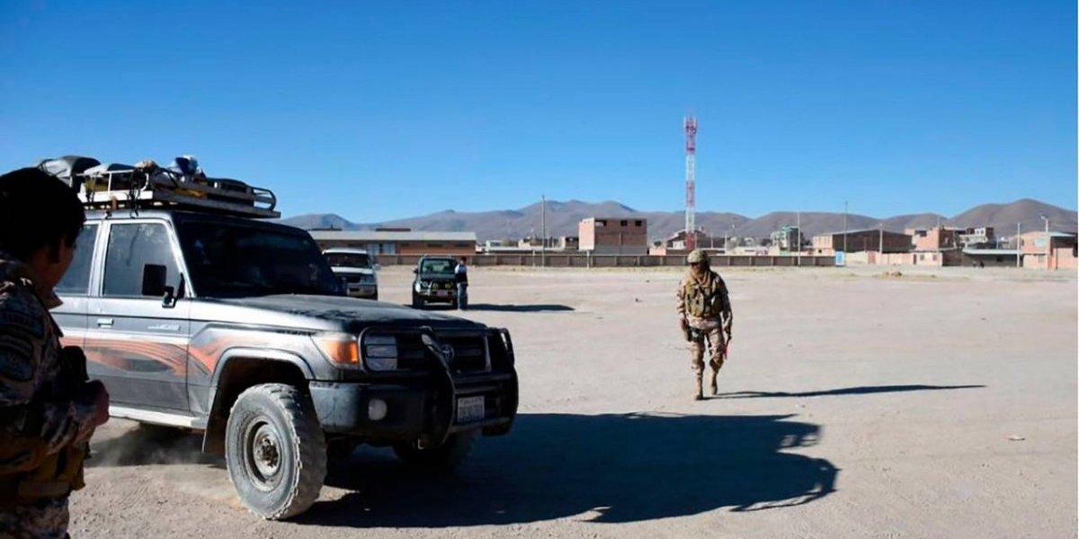 La reacción nacional tras anuncio de Bolivia de instalar 19 puestos militares frontera con Chile por contrabando