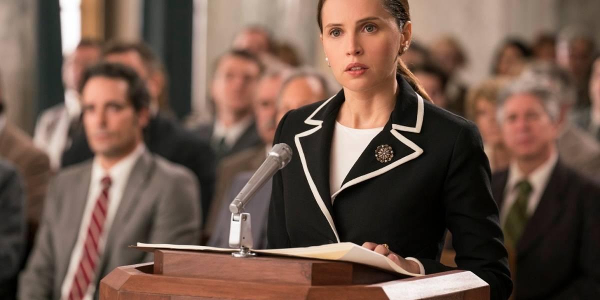 Felicity Jones y Mimi Leder sobre las sorprendentes similitudes entre 'Una cuestión de género' y la industria cinematográfica