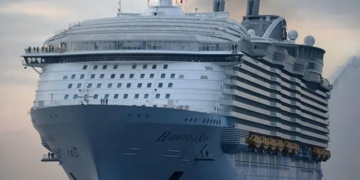 """""""La aventura más grande y más audaz hasta la fecha"""": zarpará primer crucero para los que creen que la Tierra es plana y llegarán a """"muro de hielo jamás visto"""""""