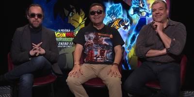 Las voces de Gokú, Vegeta y Broly nos contaron los secretos detrás de 'Dragon Ball Super: Broly'
