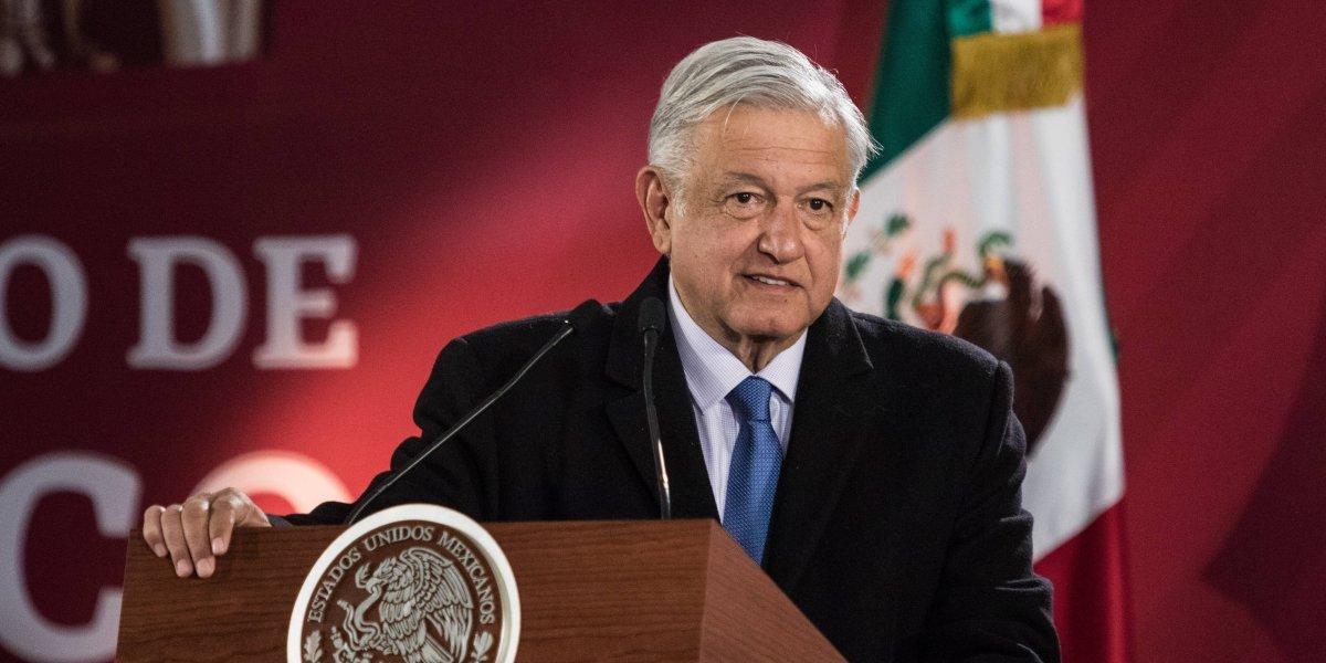 López Obrador anuncia programa de ayuda a personas con discapacidad