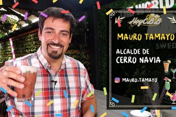 HoyCBB con Mauro Tamayo, alcalde de Cerro Navia