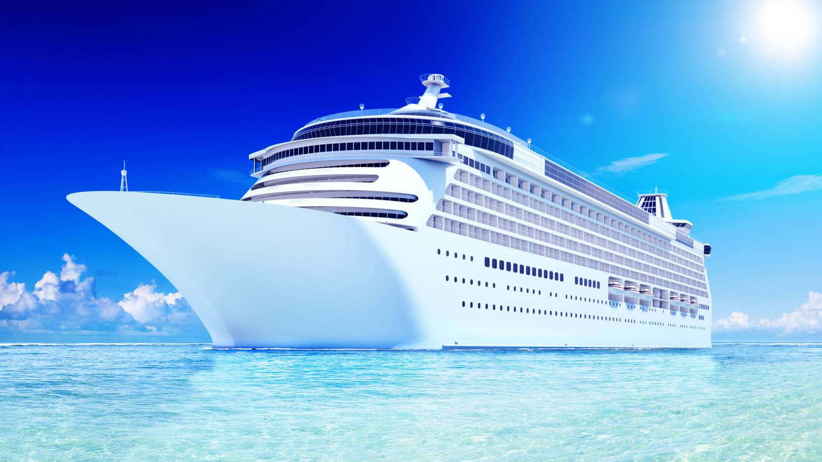 Terraplanistas crucero