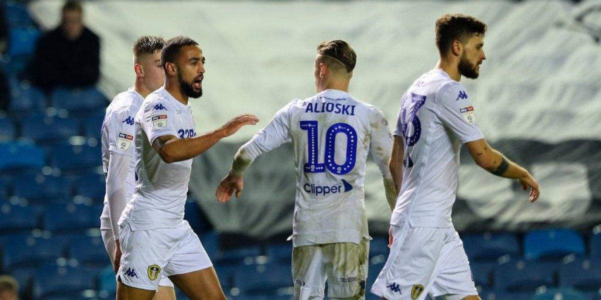 Le sirvió mandar a un espía a Marcelo Bielsa: Leeds United se consolida en la cima tras vencer al Derby Country