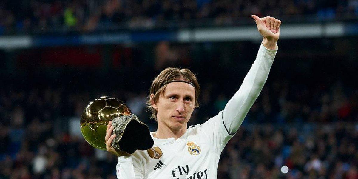 Sin grandes sorpresas: La UEFA anunció el once ideal del 2018