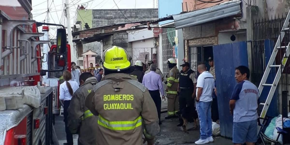 Guayaquil: Ascienden a 17 fallecidos y siete heridos por incendio en clínica de rehabilitación
