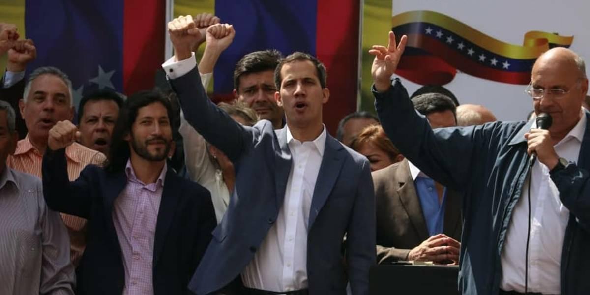 """Quién es Juan Guaidó, autoproclamado como """"presidente interino"""" de Venezuela"""