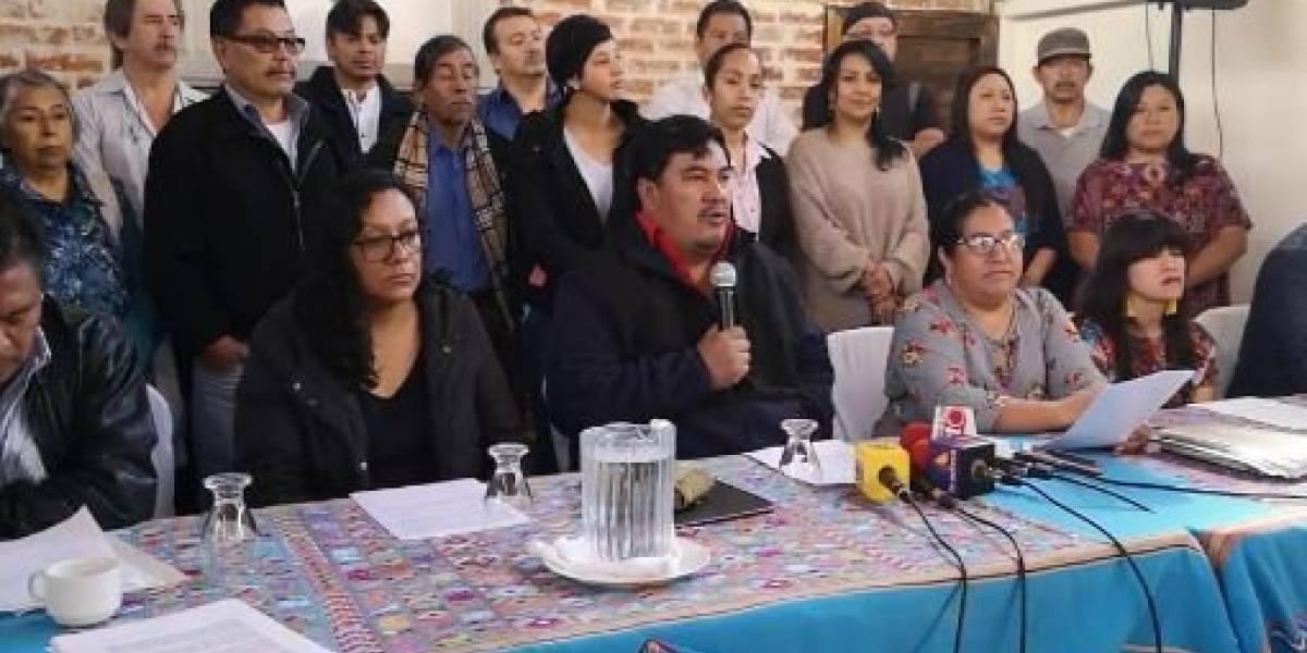 Organizaciones anuncian manifestaciones contra el Gobierno el próximo lunes