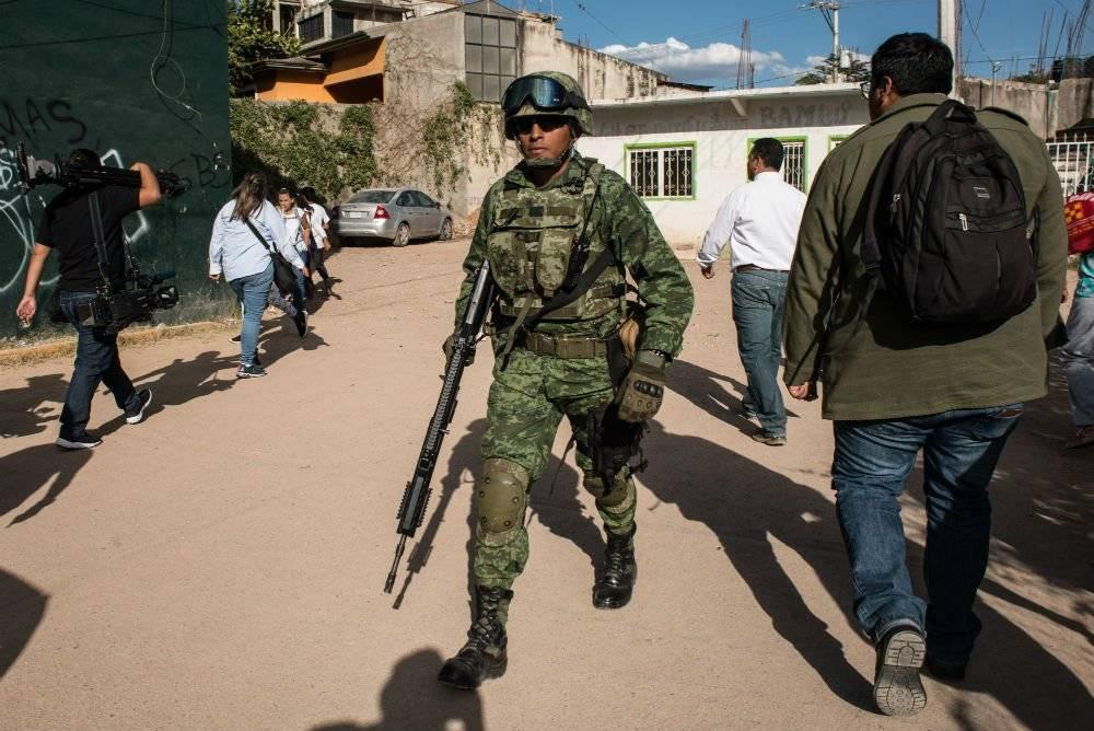 El presidente dijo que la Guardia Nacional será respetuosa de los derechos humanos Foto: Cuartoscuro