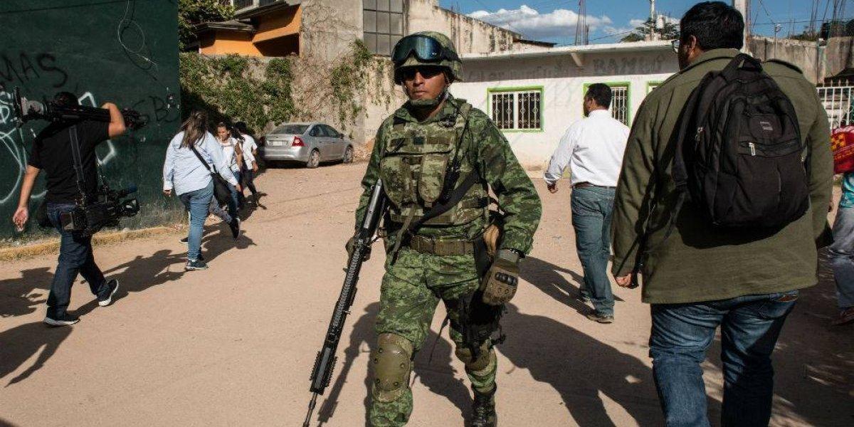 Guardia Nacional tendrá mando civil y no militar