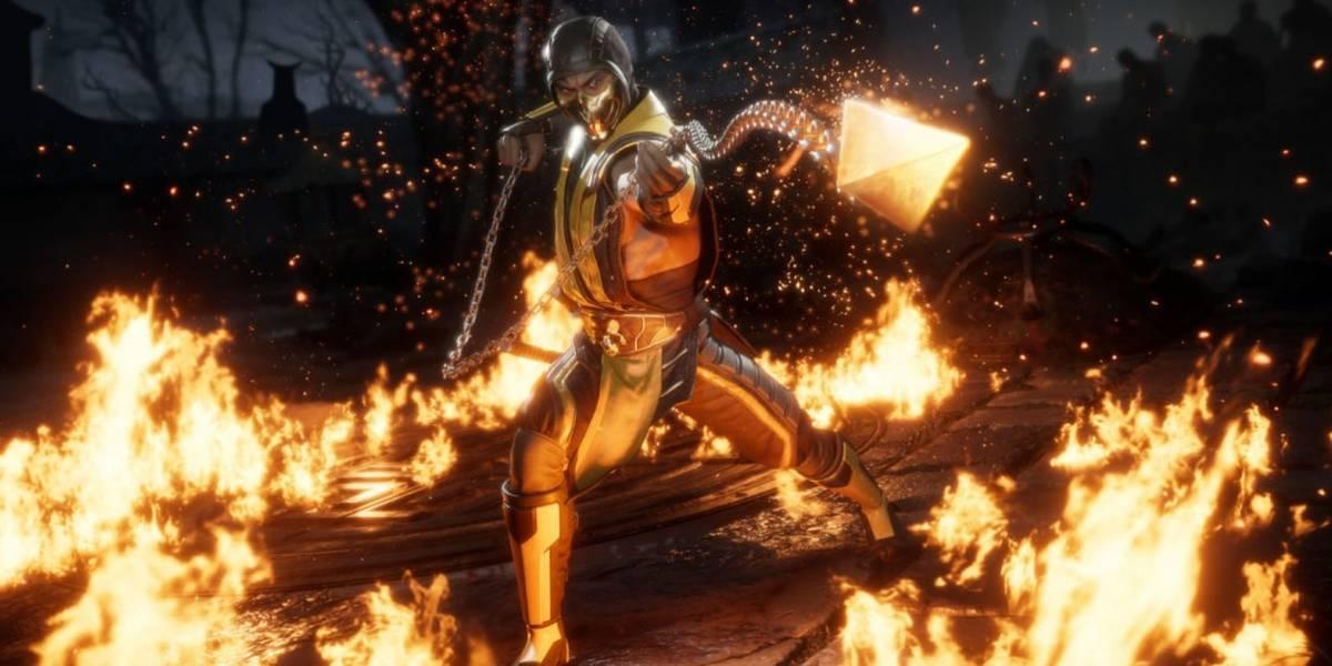 Ed Boon muestra la portada oficial de Mortal Kombat 11