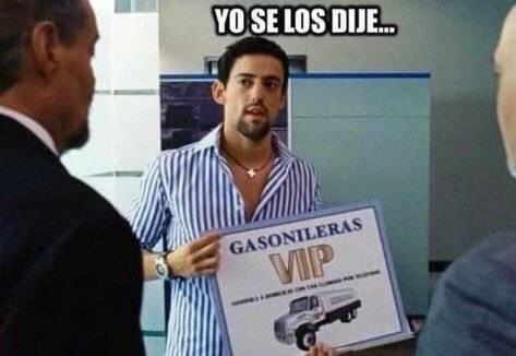Gasolina VIP
