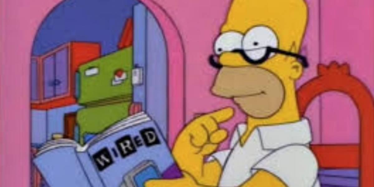 Tesis sobre Los Simpson demuestra que Homero es un gran emprendedor