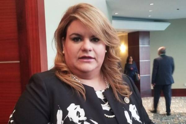 Comisionada residente en Washington, Jenniffer González Colón
