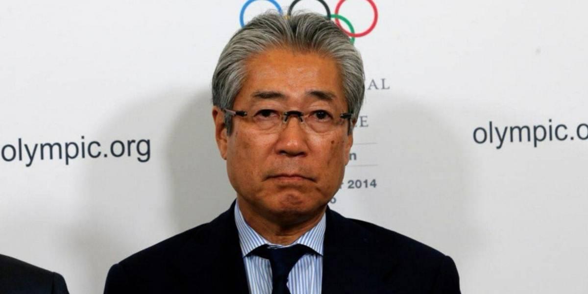 Acusan de corrupción a presidente del comité japonés por Tokio 2020