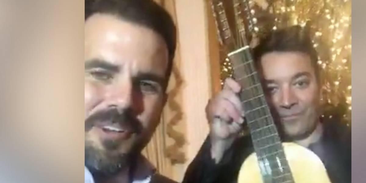 Gobernador recibe a Jimmy Fallon en Fortaleza