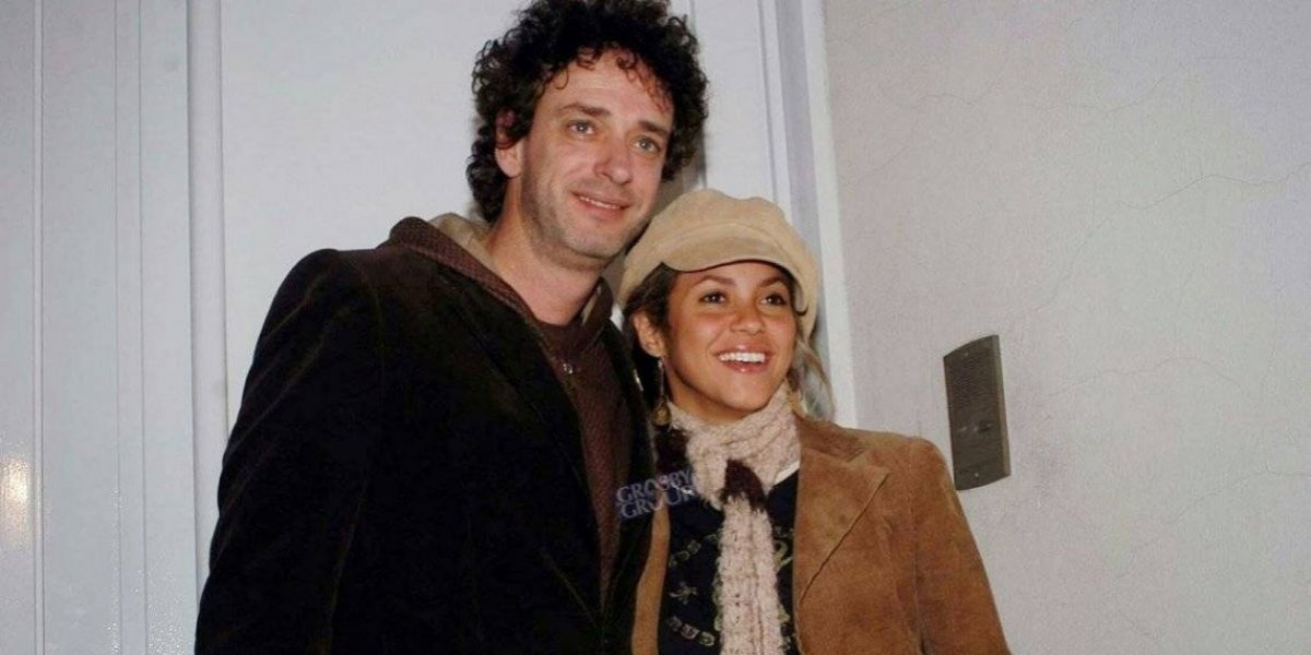 Sale a la luz romance que Shakira tuvo con Gustavo Cerati