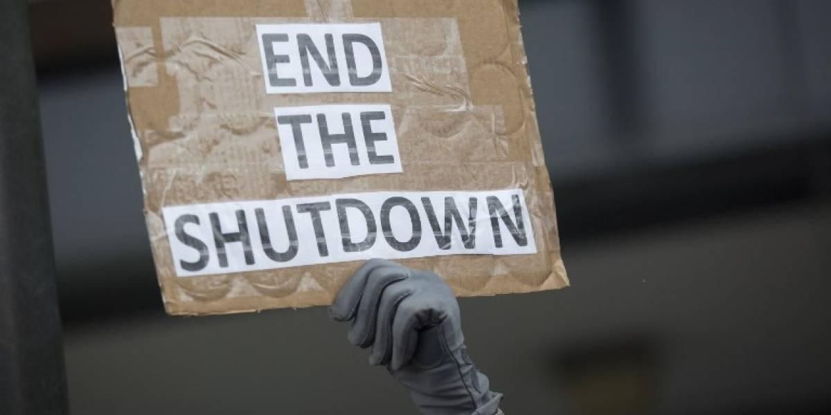 Los migrantes también son víctimas del cierre parcial del gobierno en EE. UU.