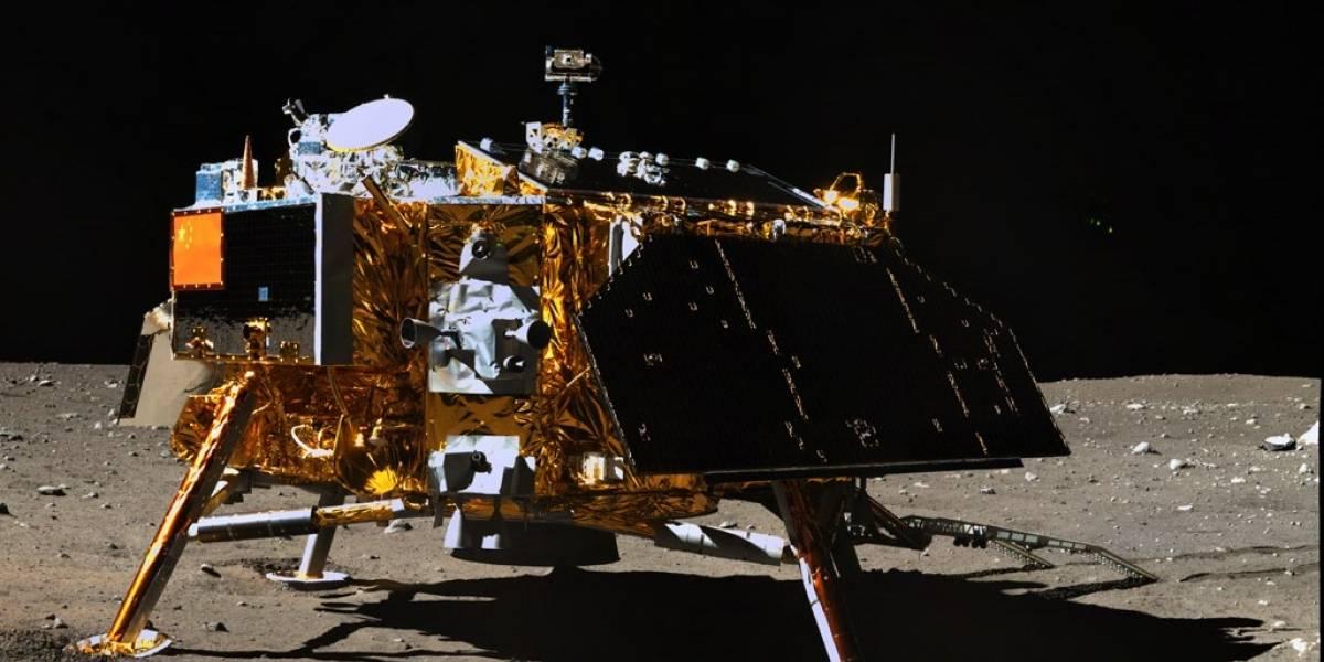Sonda China al otro lado de la Luna cuenta con tecnología internacional y ya entró en operaciones
