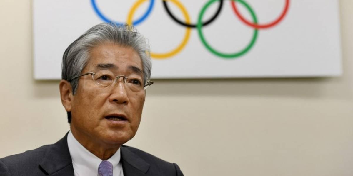 ¡Escándalo! Presidente del comité olímpico japonés es acusado de corrupción