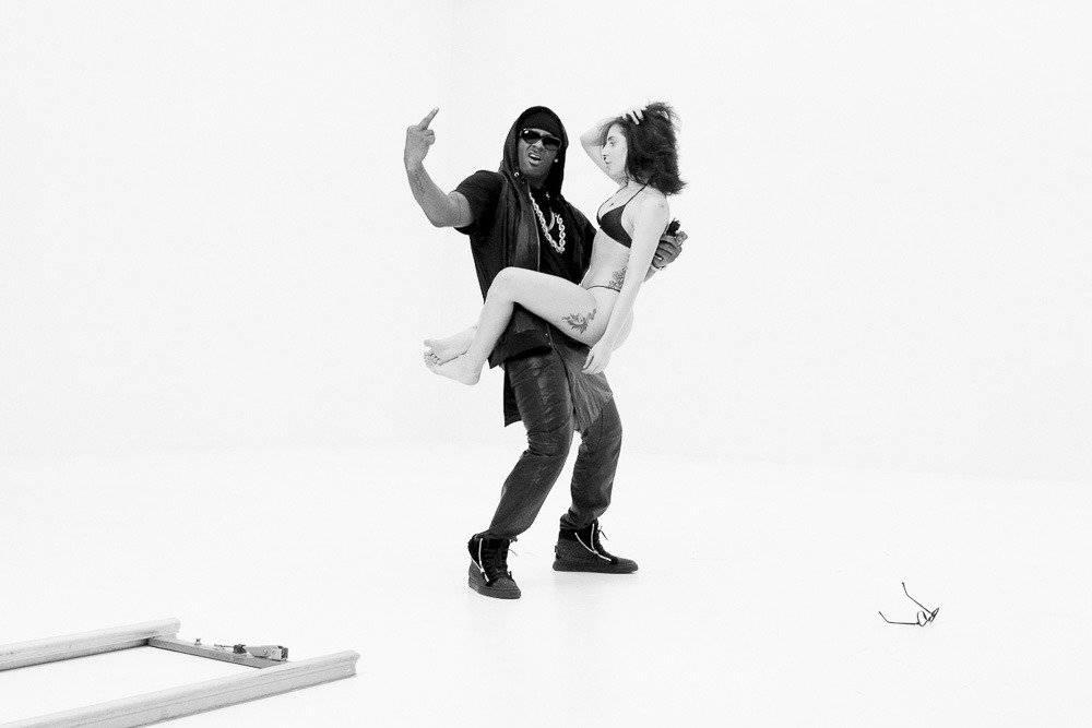 Lady Gaga y R.Kelly