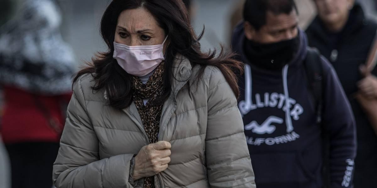 Persiste ambiente frío en gran parte del país