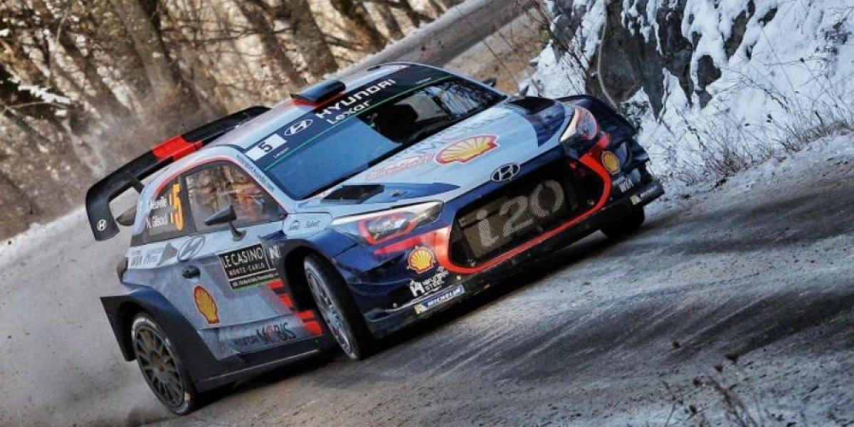 El WRC de Concepción tiene trazado y programación