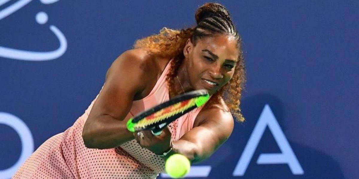 En Australia, Serena Williams persigue su título 24 en los torneos de Grand Slam