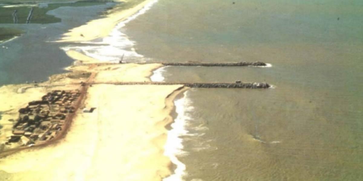 Como a erosão afeta 60% do litoral brasileiro e deforma centenas de quilômetros de praia