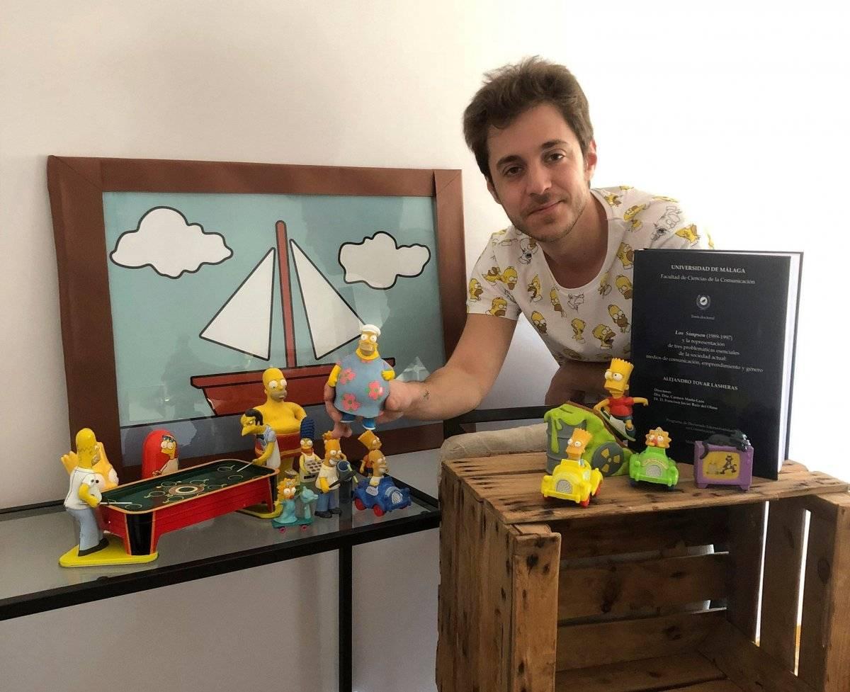 Los Simpson son analizados por primera vez en un Tesis Doctoral