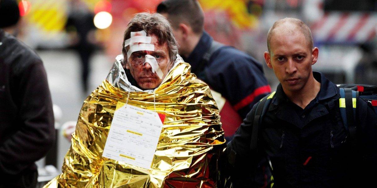 Una explosión en panadería parisina deja 3 muertos