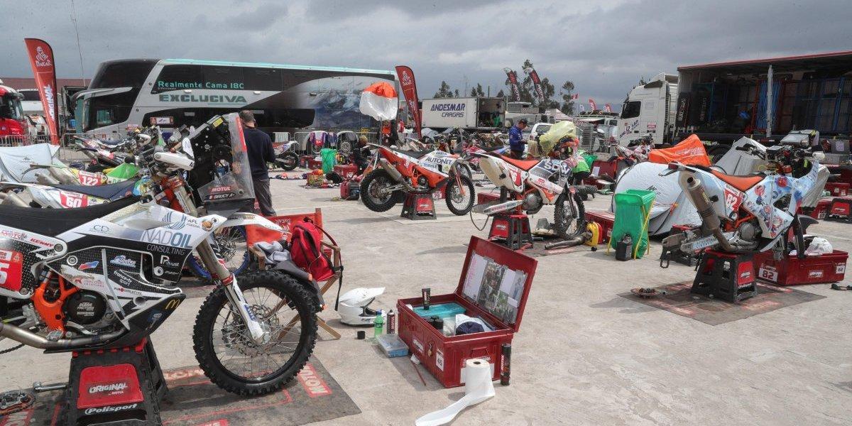 El Rally Dakar 2019 descansa en Arequipa con Brabec y Al-Attiyah como líderes de la competencia