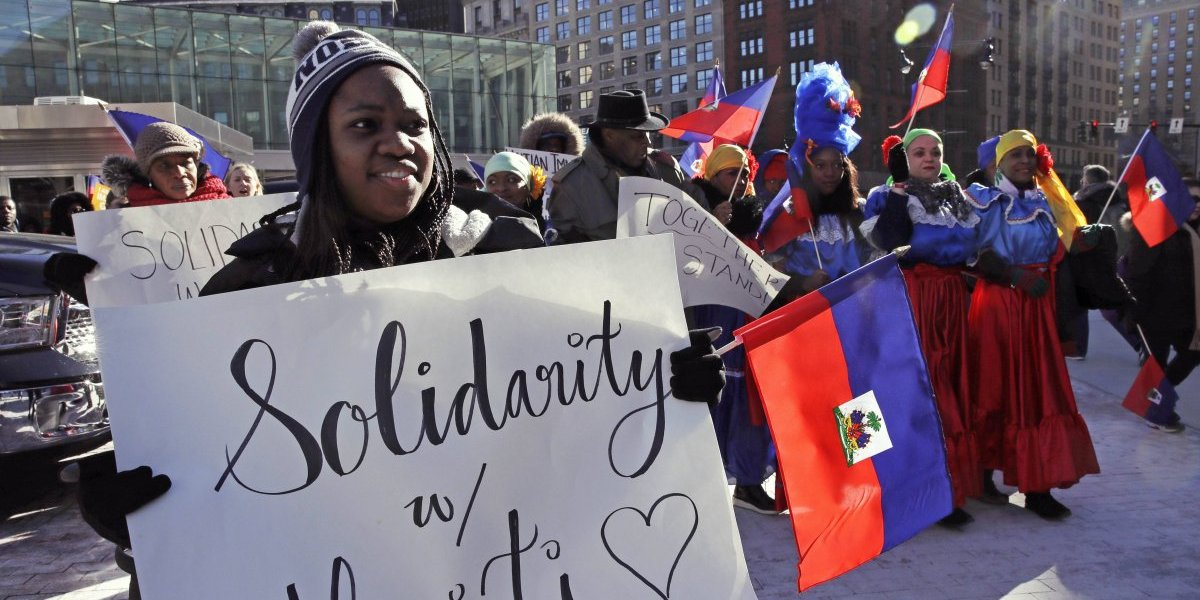 Haití conmemora 9 años del devastador terremoto que destrozó el país