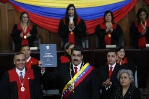 Nicolás Maduro asumió su segunda presidencia en Venezuela el 10 de enero