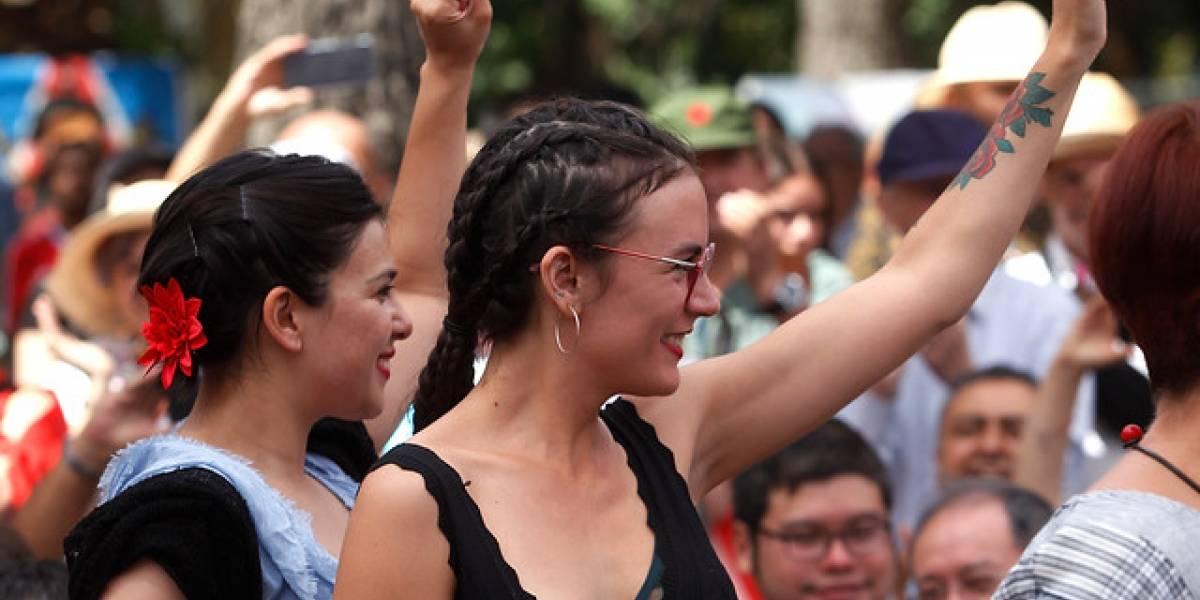 """Presidente del PC propuso a la oposición """"firmar un pacto de unidad"""" en inicio de la Fiesta de los Abrazos"""