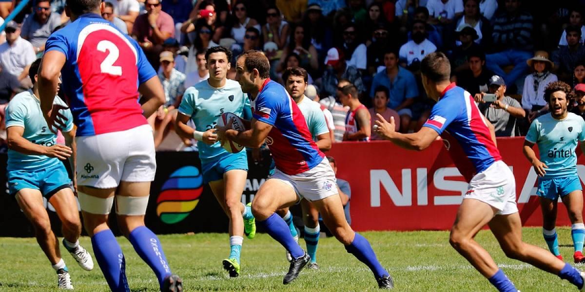 Los Cóndores siguen firmes en el Seven de Viña tras vencer a Uruguay y avanzar a cuartos de final