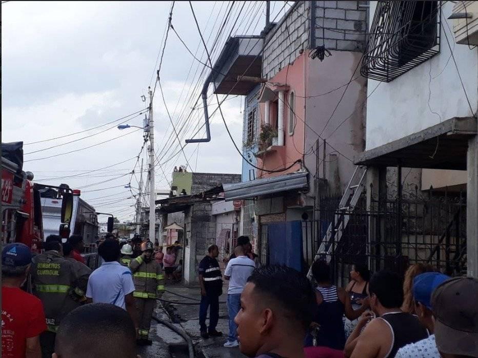 Testigo revela hechos del incendio que dejó 18 muertos