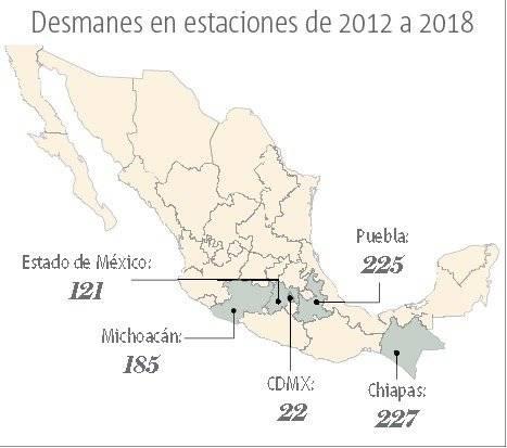 López Obrador denuncia diversos sabotajes en ductos de Pemex