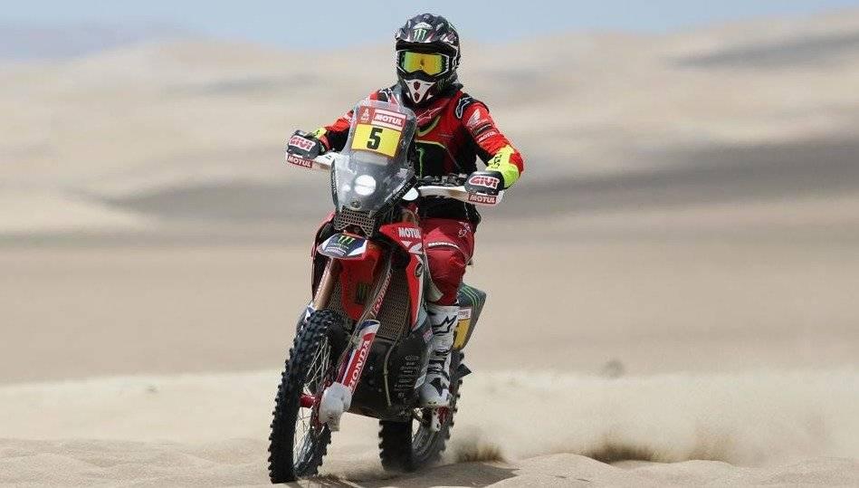 El Dakar descansa en Arequipa con Brabec y Al-Attiyah como líderes de la competencia