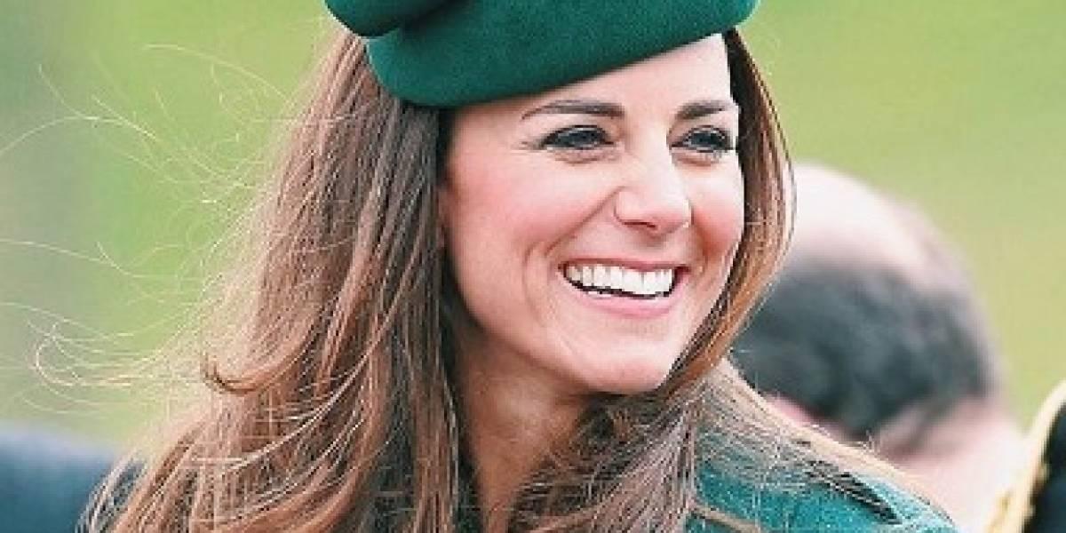 Revelan quién es el amor secreto de la adolescencia de Kate Middleton