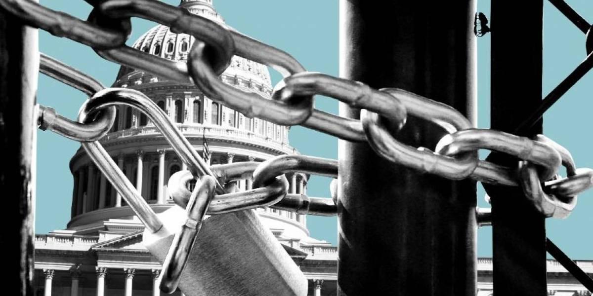 Sitios de EE.UU. atraviesan un verdadero drama de seguridad tras el cierre de gobierno