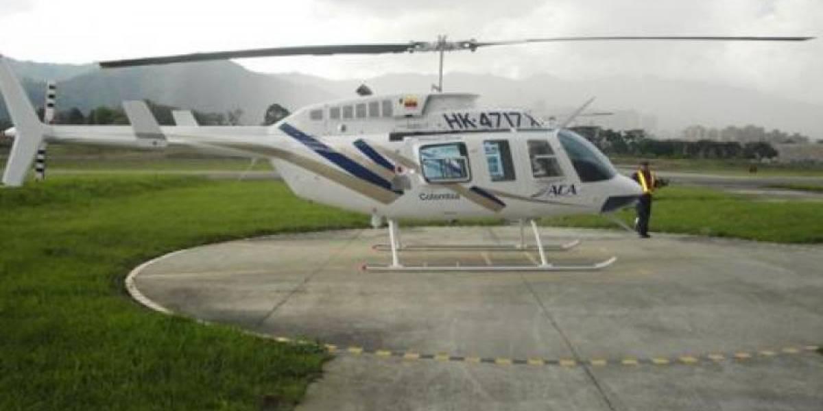 ¡Atención! Eln liberó a pasajeros de helicóptero secuestrados en el Catatumbo