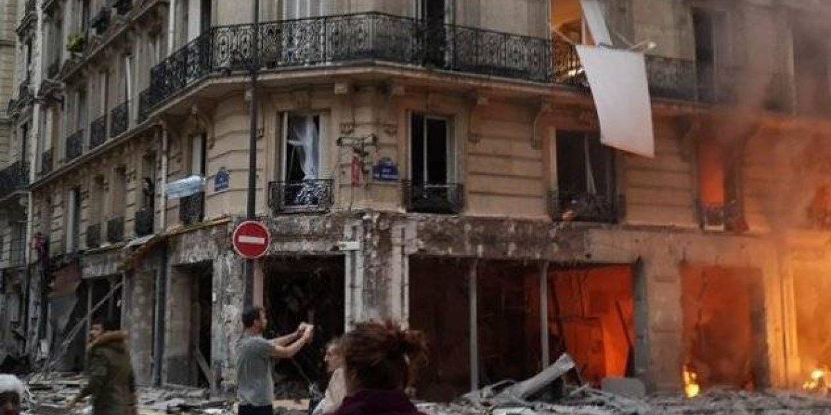 4 muertos y 47 heridos en explosión en panadería de París