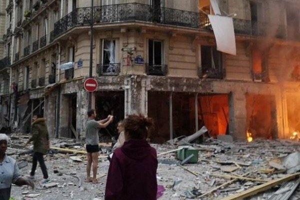 Una panadería explotó en Francia dejando múltiples heridos y muertes.