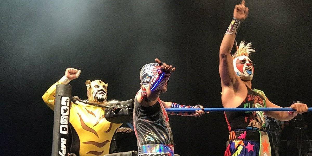 Psycho Clown y compañía se imponen en torneo de Impact Wrestling