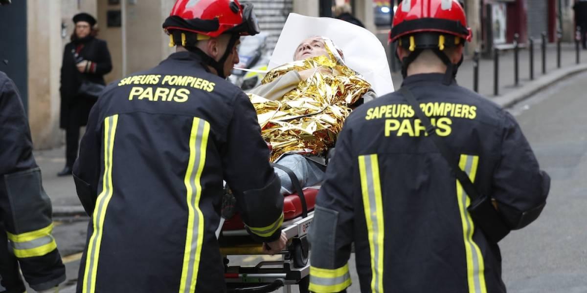 Actualizan cifra de muertes por explosión en Francia