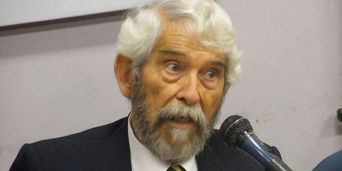 """De director de """"Clarín"""" a prisionero en Chacabuco: la combativa vida profesional del """"Gato"""" Gamboa"""