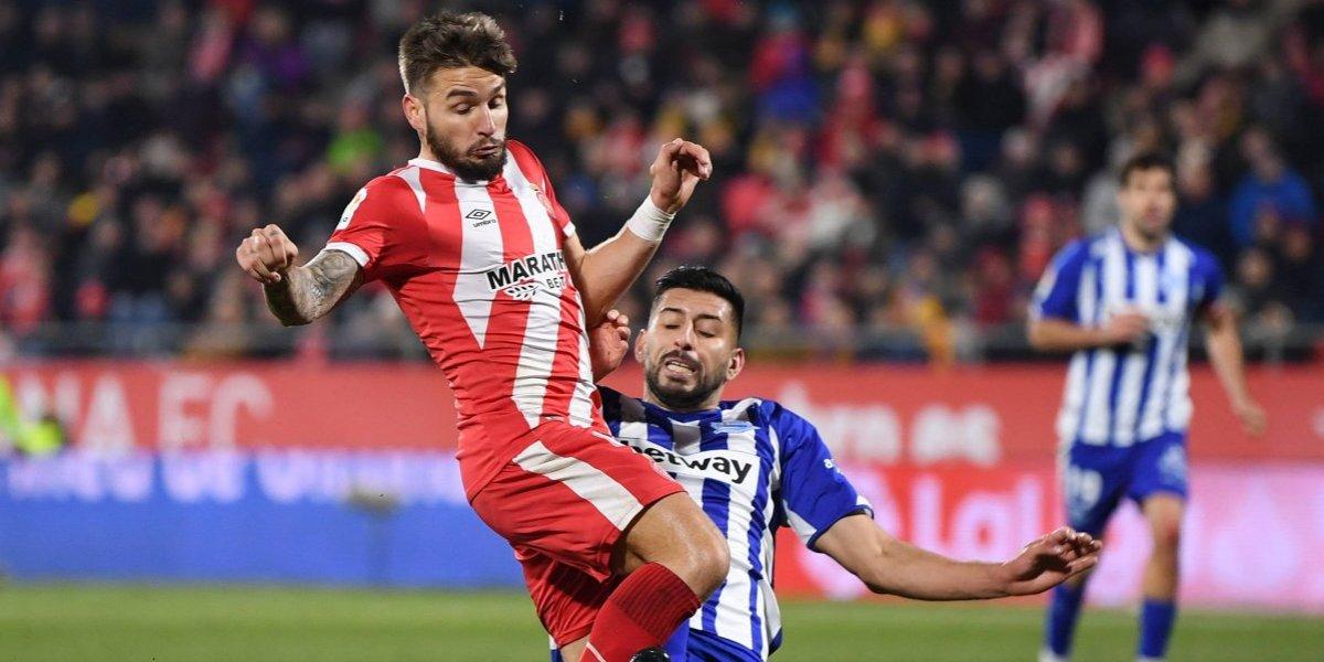 Guillermo Maripán fue el héroe en el valioso empate del Alavés que sigue en puestos de avanzada